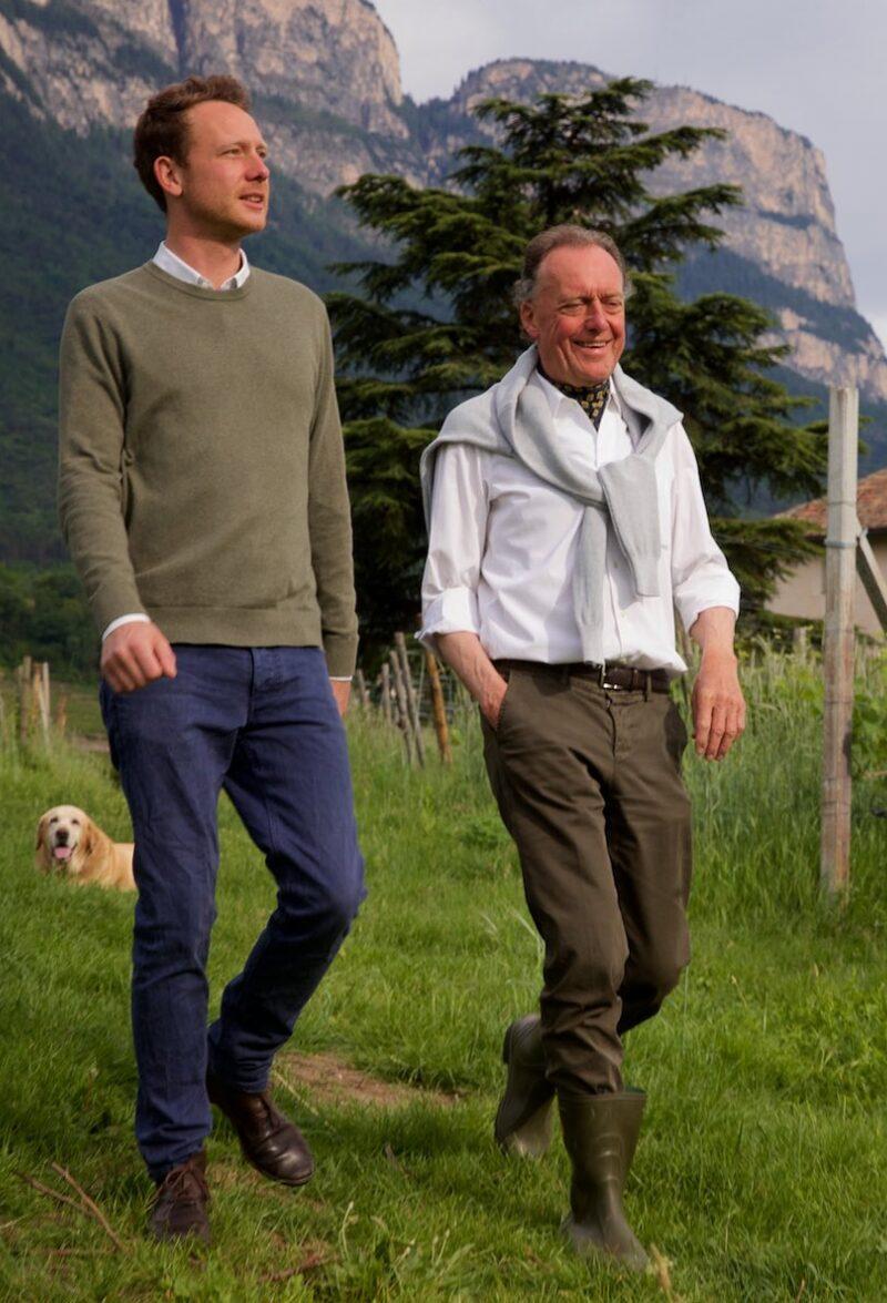 Lageder Alois Winery Family