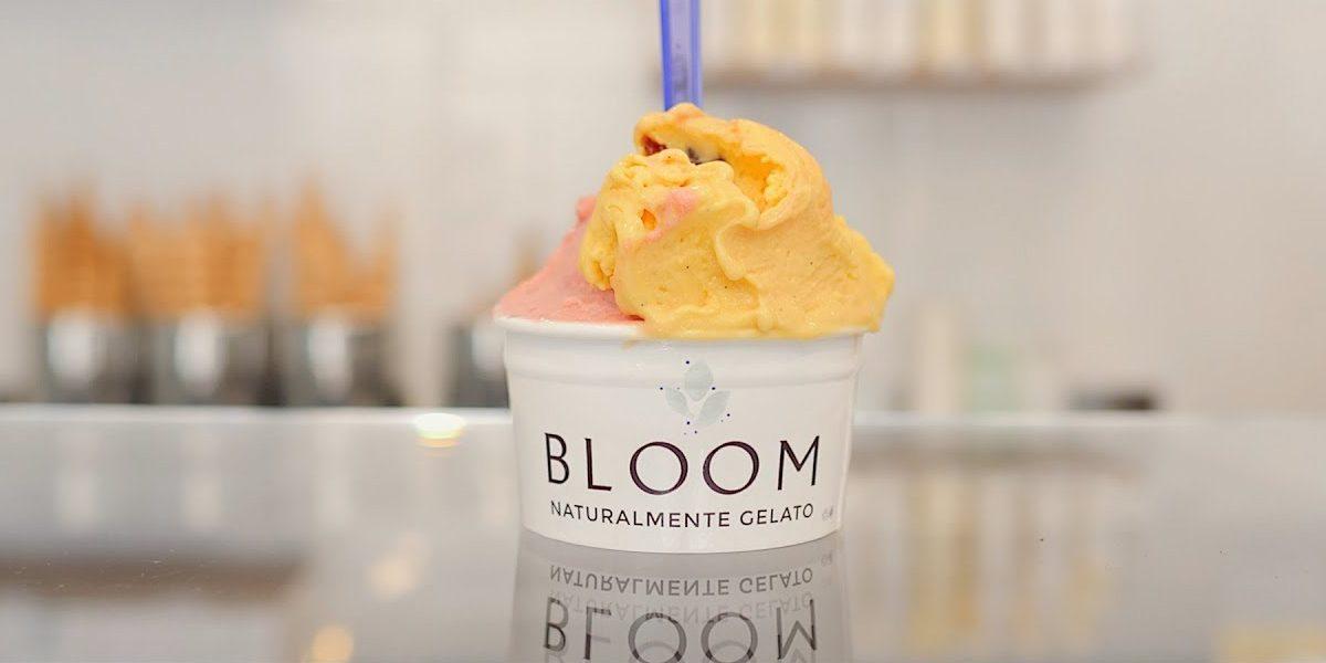 bloom ice cream