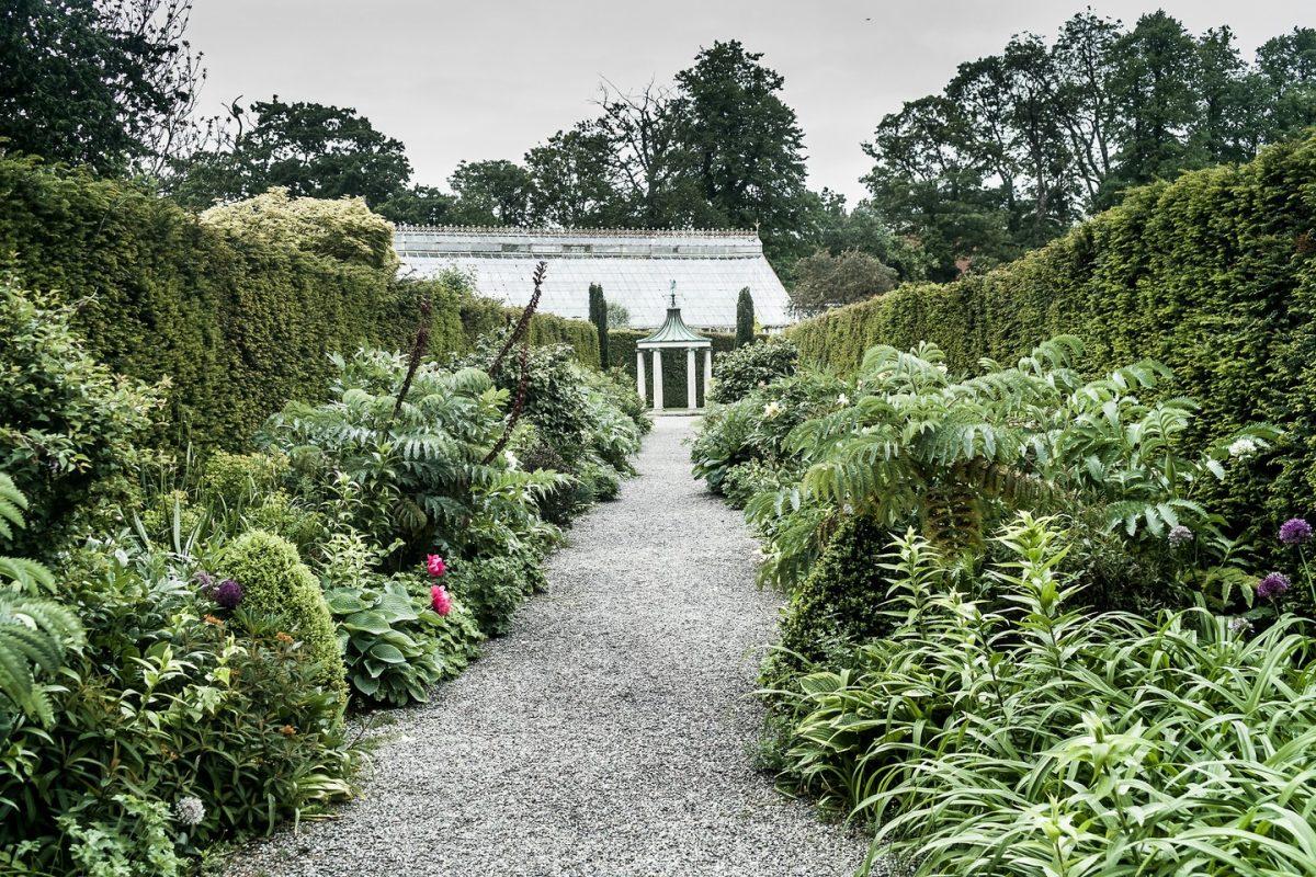 gardens at Farmleigh Estate