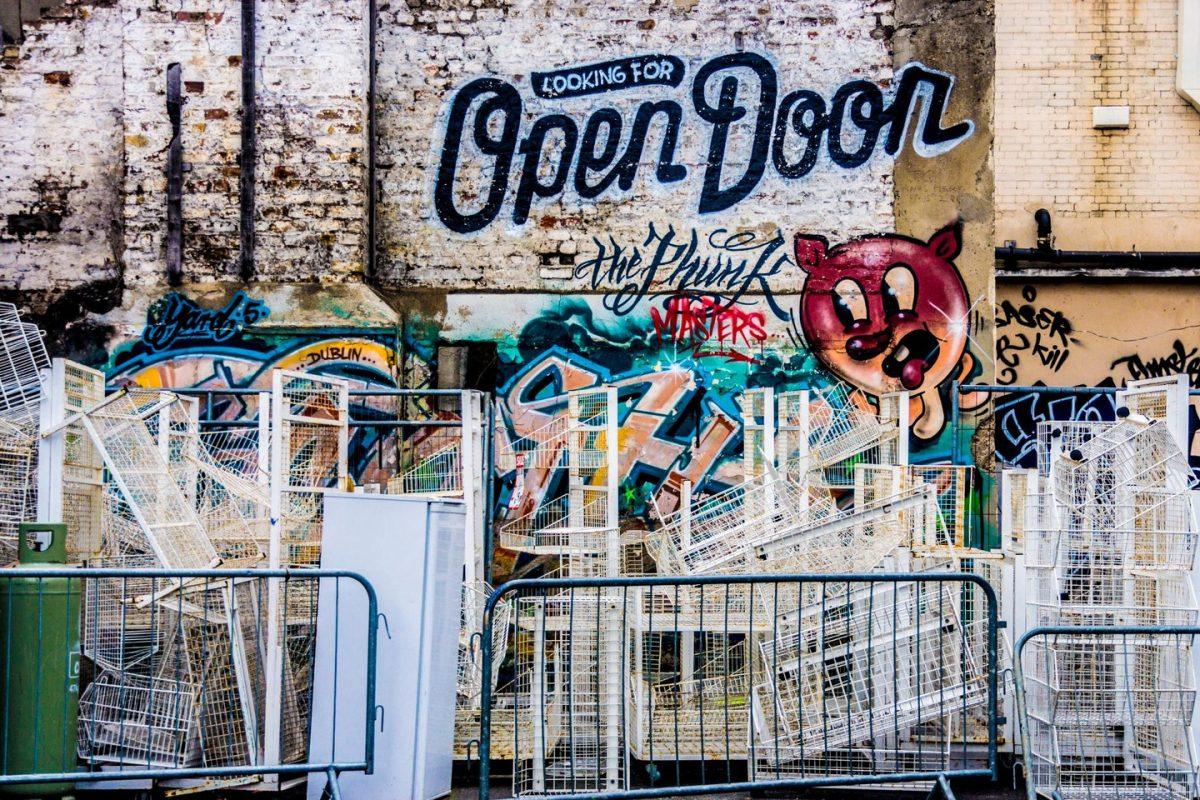 Street art Francis Street