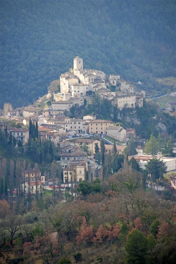 marrone castle Umbria